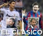 EL CLASICO BARCELONA VS REAL MADRID SKOR 1-2